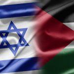 Israel-Pal flags