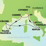Med cruise map June 2015