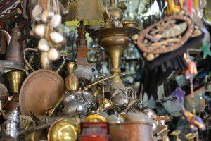 Arab shuk in Jerusalem
